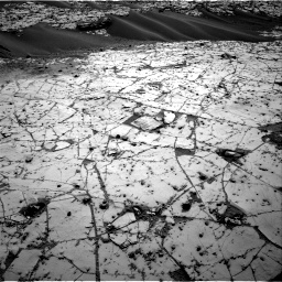 Nasa's Mars rover Curiosity acquired this image using its Right Navigation Camera on Sol 812, at drive 1468, site number 44