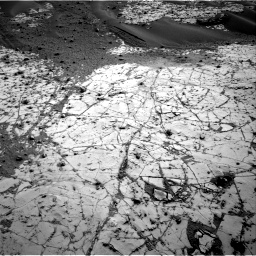 Nasa's Mars rover Curiosity acquired this image using its Right Navigation Camera on Sol 812, at drive 1480, site number 44