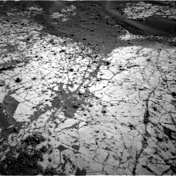 Nasa's Mars rover Curiosity acquired this image using its Right Navigation Camera on Sol 812, at drive 1486, site number 44