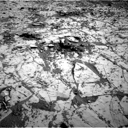 Nasa's Mars rover Curiosity acquired this image using its Right Navigation Camera on Sol 812, at drive 1510, site number 44