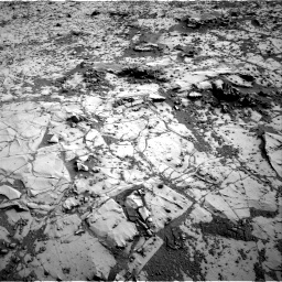 Nasa's Mars rover Curiosity acquired this image using its Right Navigation Camera on Sol 812, at drive 1516, site number 44