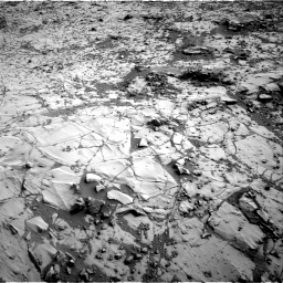Nasa's Mars rover Curiosity acquired this image using its Right Navigation Camera on Sol 812, at drive 1522, site number 44