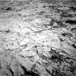 Nasa's Mars rover Curiosity acquired this image using its Right Navigation Camera on Sol 812, at drive 1528, site number 44