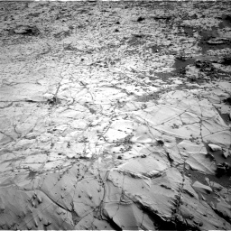 Nasa's Mars rover Curiosity acquired this image using its Right Navigation Camera on Sol 812, at drive 1534, site number 44