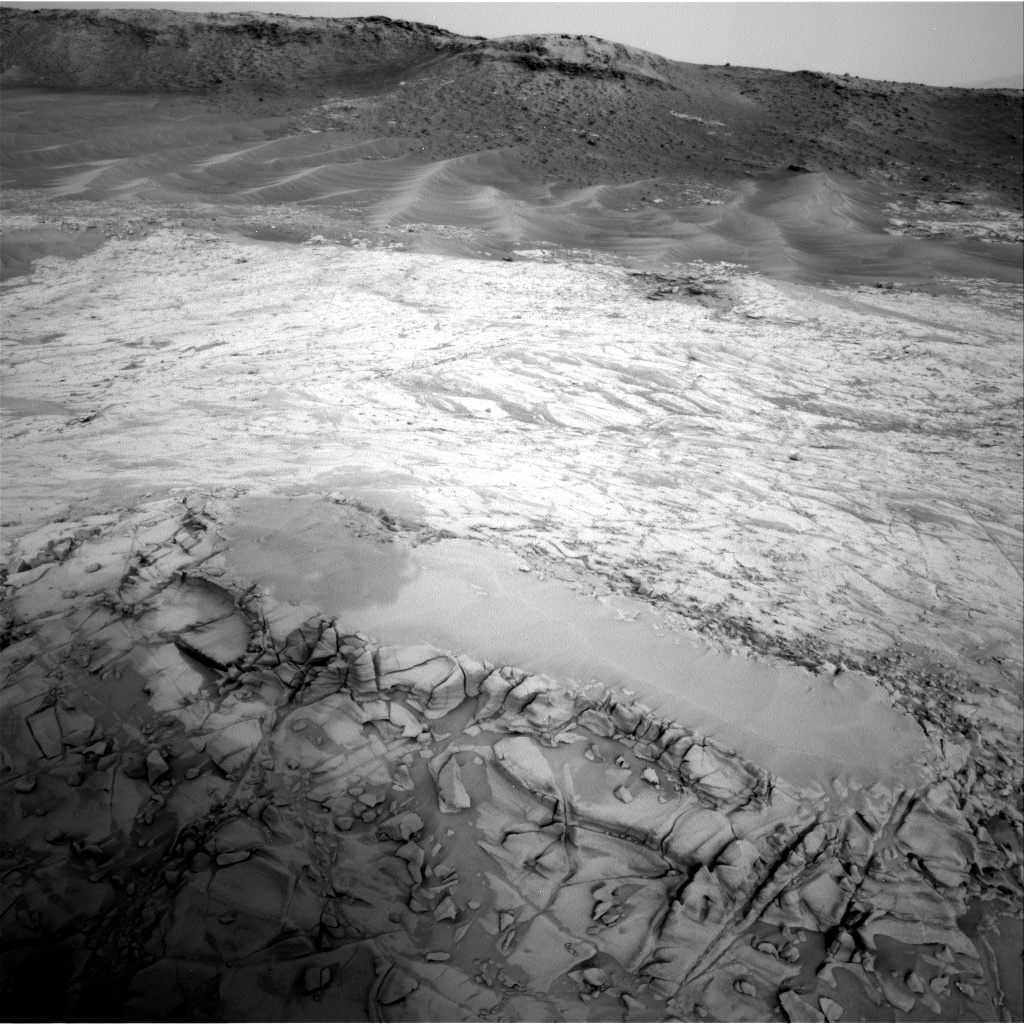 Nasa's Mars rover Curiosity acquired this image using its Right Navigation Camera on Sol 812, at drive 1546, site number 44