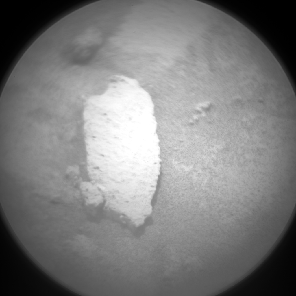 Nasa's Mars rover Curiosity acquired this image using its Chemistry & Camera (ChemCam) on Sol 815, at drive 1546, site number 44