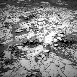 Nasa's Mars rover Curiosity acquired this image using its Left Navigation Camera on Sol 817, at drive 1618, site number 44