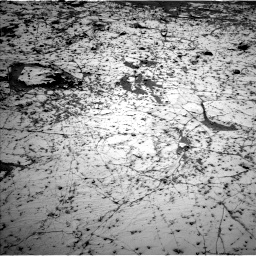 Nasa's Mars rover Curiosity acquired this image using its Left Navigation Camera on Sol 817, at drive 1654, site number 44