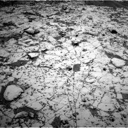 Nasa's Mars rover Curiosity acquired this image using its Left Navigation Camera on Sol 817, at drive 1696, site number 44