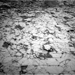 Nasa's Mars rover Curiosity acquired this image using its Left Navigation Camera on Sol 817, at drive 1726, site number 44