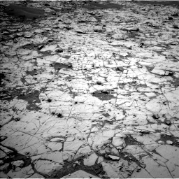 Nasa's Mars rover Curiosity acquired this image using its Left Navigation Camera on Sol 817, at drive 1762, site number 44
