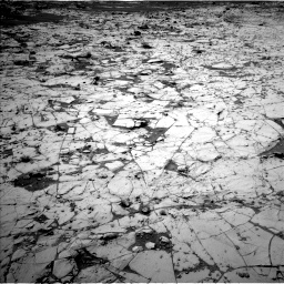 Nasa's Mars rover Curiosity acquired this image using its Left Navigation Camera on Sol 817, at drive 1768, site number 44