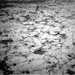 Nasa's Mars rover Curiosity acquired this image using its Left Navigation Camera on Sol 817, at drive 1792, site number 44