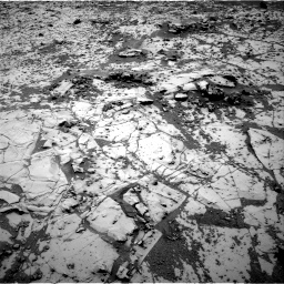 Nasa's Mars rover Curiosity acquired this image using its Right Navigation Camera on Sol 817, at drive 1570, site number 44