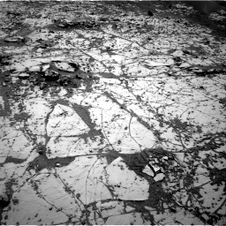 Nasa's Mars rover Curiosity acquired this image using its Right Navigation Camera on Sol 817, at drive 1582, site number 44