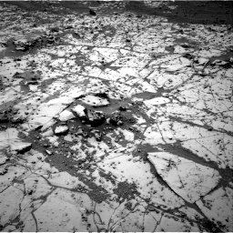 Nasa's Mars rover Curiosity acquired this image using its Right Navigation Camera on Sol 817, at drive 1612, site number 44