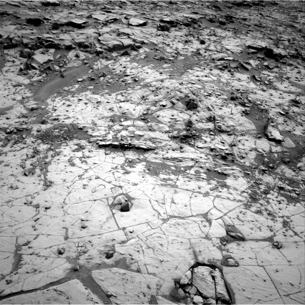 Nasa's Mars rover Curiosity acquired this image using its Right Navigation Camera on Sol 817, at drive 1786, site number 44