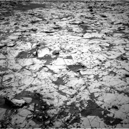Nasa's Mars rover Curiosity acquired this image using its Right Navigation Camera on Sol 817, at drive 1804, site number 44