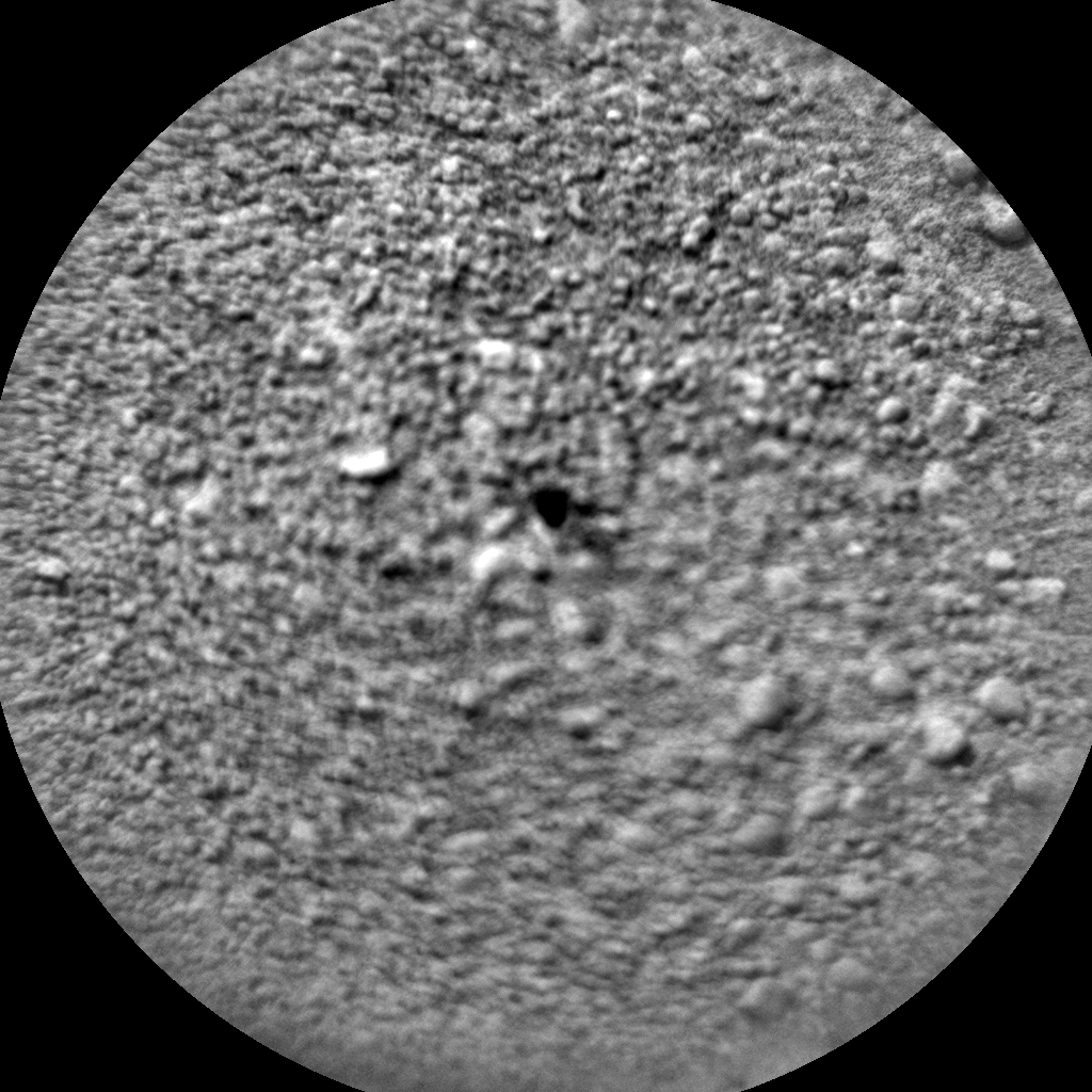 Nasa's Mars rover Curiosity acquired this image using its Chemistry & Camera (ChemCam) on Sol 820, at drive 1828, site number 44