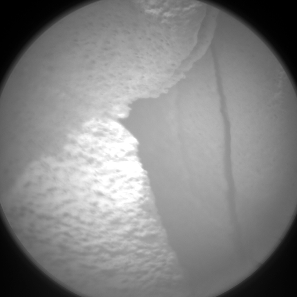 NASA's Mars rover Curiosity acquired this image using its Chemistry & Camera (ChemCam) on Sol 823