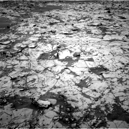 Nasa's Mars rover Curiosity acquired this image using its Right Navigation Camera on Sol 826, at drive 1840, site number 44