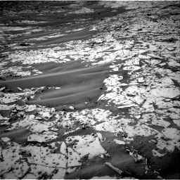 Nasa's Mars rover Curiosity acquired this image using its Right Navigation Camera on Sol 826, at drive 1966, site number 44