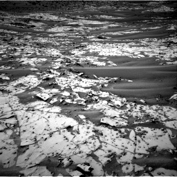 Nasa's Mars rover Curiosity acquired this image using its Right Navigation Camera on Sol 826, at drive 1972, site number 44