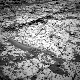 Nasa's Mars rover Curiosity acquired this image using its Right Navigation Camera on Sol 826, at drive 2014, site number 44