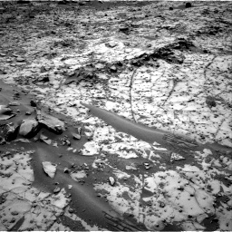 Nasa's Mars rover Curiosity acquired this image using its Right Navigation Camera on Sol 826, at drive 2020, site number 44