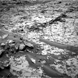 Nasa's Mars rover Curiosity acquired this image using its Right Navigation Camera on Sol 826, at drive 2026, site number 44