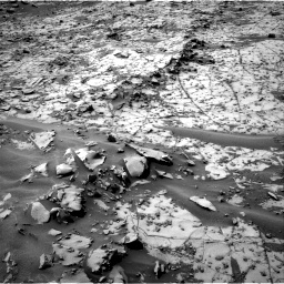 Nasa's Mars rover Curiosity acquired this image using its Right Navigation Camera on Sol 826, at drive 2044, site number 44