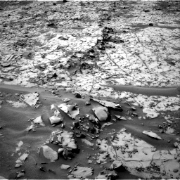 Nasa's Mars rover Curiosity acquired this image using its Right Navigation Camera on Sol 826, at drive 2056, site number 44
