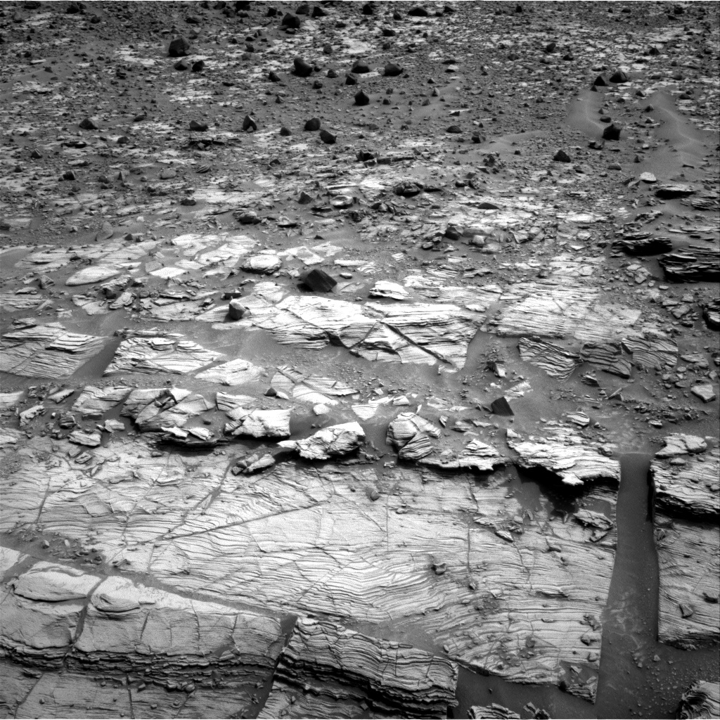 Nasa's Mars rover Curiosity acquired this image using its Right Navigation Camera on Sol 826, at drive 2062, site number 44