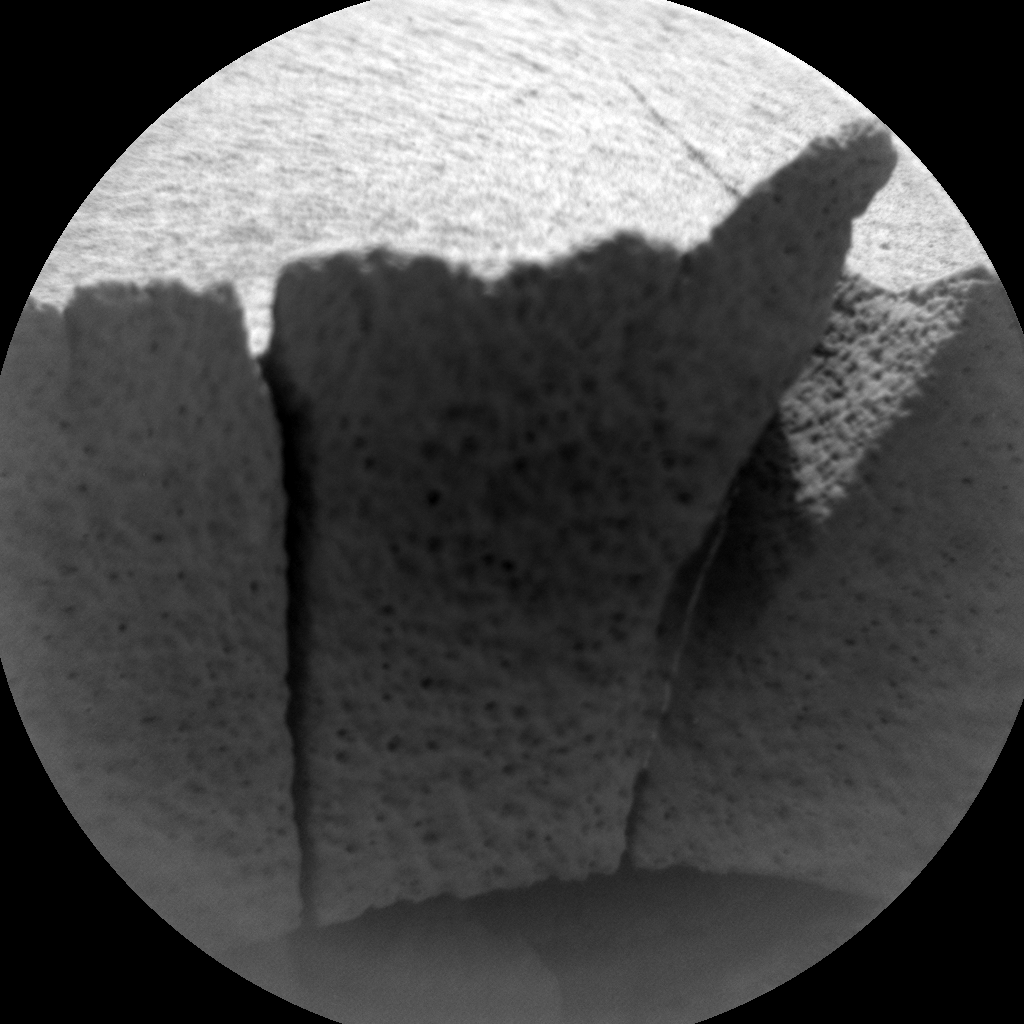 Nasa's Mars rover Curiosity acquired this image using its Chemistry & Camera (ChemCam) on Sol 826, at drive 1828, site number 44