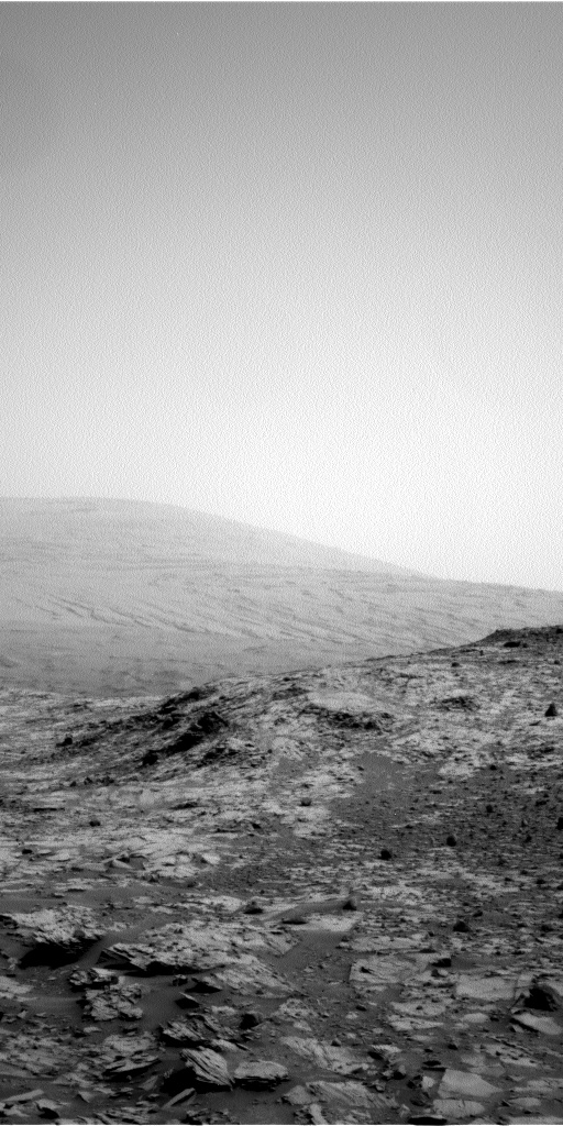Nasa's Mars rover Curiosity acquired this image using its Left Navigation Camera on Sol 828, at drive 2062, site number 44