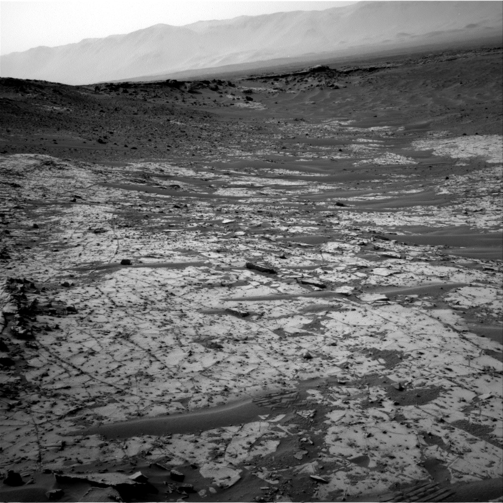 Nasa's Mars rover Curiosity acquired this image using its Right Navigation Camera on Sol 831, at drive 2062, site number 44