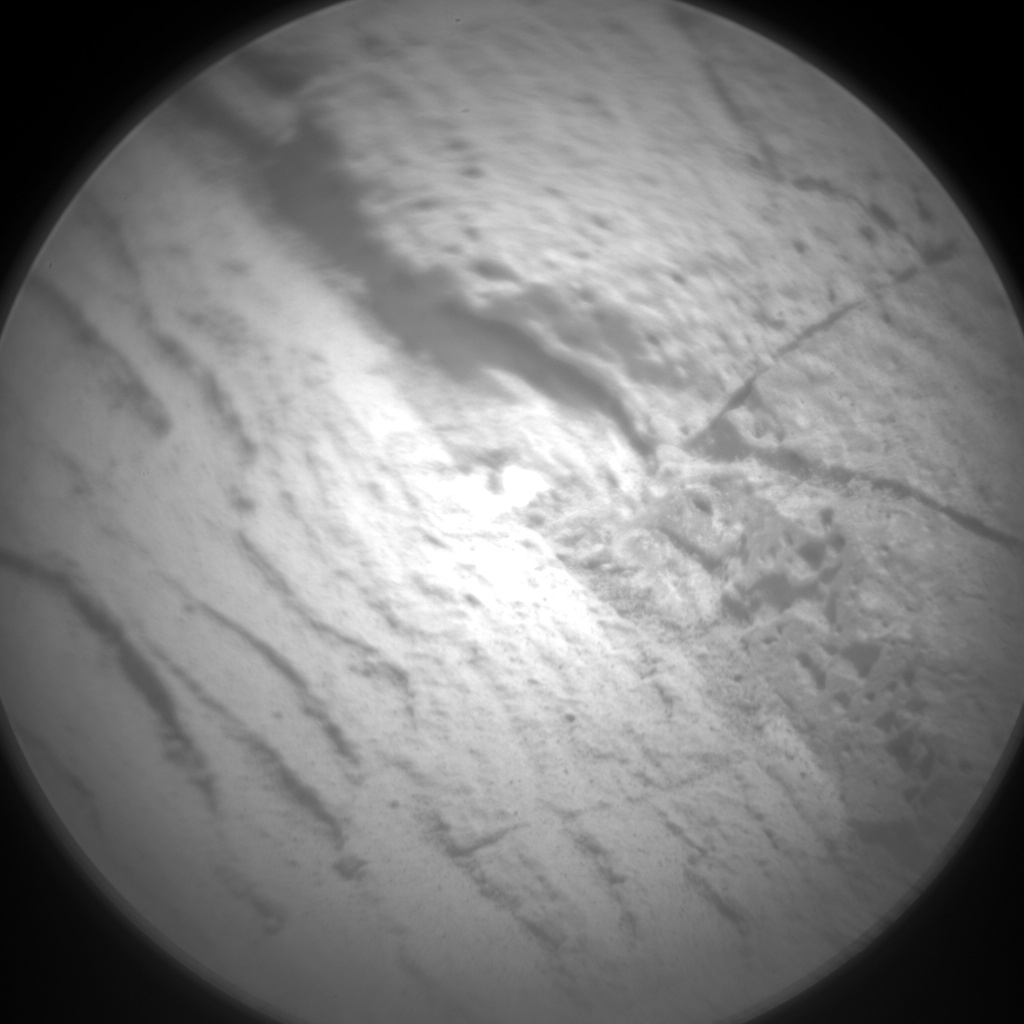 Nasa's Mars rover Curiosity acquired this image using its Chemistry & Camera (ChemCam) on Sol 835, at drive 2062, site number 44