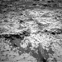 Nasa's Mars rover Curiosity acquired this image using its Left Navigation Camera on Sol 835, at drive 2158, site number 44