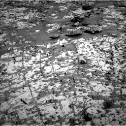 Nasa's Mars rover Curiosity acquired this image using its Left Navigation Camera on Sol 835, at drive 2308, site number 44