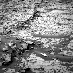 Nasa's Mars rover Curiosity acquired this image using its Right Navigation Camera on Sol 835, at drive 2068, site number 44