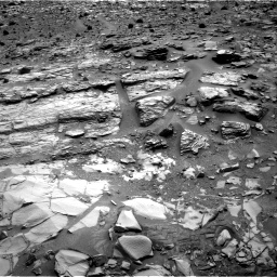 Nasa's Mars rover Curiosity acquired this image using its Right Navigation Camera on Sol 835, at drive 2098, site number 44