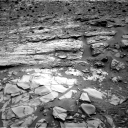 Nasa's Mars rover Curiosity acquired this image using its Right Navigation Camera on Sol 835, at drive 2104, site number 44