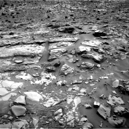 Nasa's Mars rover Curiosity acquired this image using its Right Navigation Camera on Sol 835, at drive 2110, site number 44