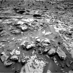 Nasa's Mars rover Curiosity acquired this image using its Right Navigation Camera on Sol 835, at drive 2122, site number 44