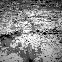 Nasa's Mars rover Curiosity acquired this image using its Right Navigation Camera on Sol 835, at drive 2158, site number 44