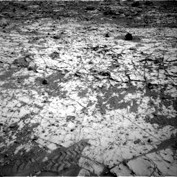 Nasa's Mars rover Curiosity acquired this image using its Right Navigation Camera on Sol 835, at drive 2206, site number 44