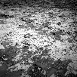 Nasa's Mars rover Curiosity acquired this image using its Right Navigation Camera on Sol 835, at drive 2212, site number 44