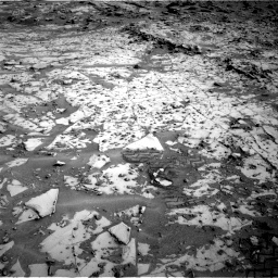 Nasa's Mars rover Curiosity acquired this image using its Right Navigation Camera on Sol 835, at drive 2224, site number 44