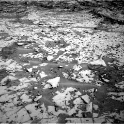 Nasa's Mars rover Curiosity acquired this image using its Right Navigation Camera on Sol 835, at drive 2230, site number 44