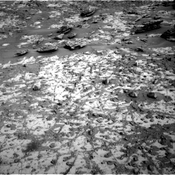 Nasa's Mars rover Curiosity acquired this image using its Right Navigation Camera on Sol 835, at drive 2314, site number 44
